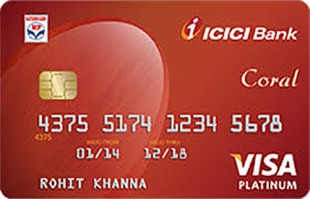 ICICI Bank HPCL Coral American Express Credit Card